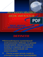 BIOTRANSFORMAREA_MEDICAMENTELOR Mogos.ppt