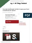 Os Scripts Downloader Scribd e Truques Para Fazer o Download Sem Upload