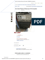 Equipamento De Corte Plasma Plasmacor 50 Completo - R$ 3