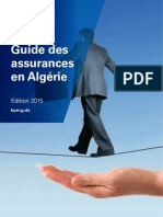 Guide Assurances en Algerie 2015