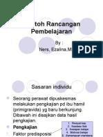 Contoh Rancangan Pembelajaran Atau SAP