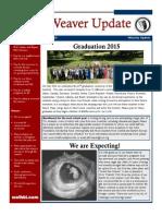 Weaver Newsletter