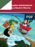 LIDO - El Verdadero Expediente de Human Rights Watch