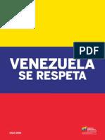Venezuela Se Respeta Web