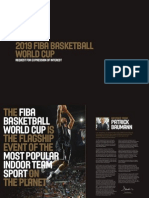 2019 FIBA World Cup ExpressionofInterest Doc