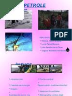 Estudio Petroleo