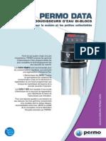 Adoucisseur Permo Data 7 Bibloc