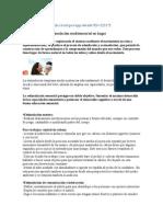 Sugerencias Para La Estimulacion Multisensorial en El Hogar