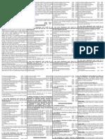 Arreglar Abogado de Aranceles Judiciales 2014