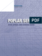 Poplar Series Brochure