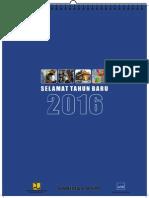 Kalender USRI 2016