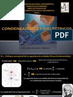 Condensadores y Dieléctricos