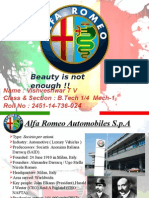 Alfa Romeo ppt.pptx