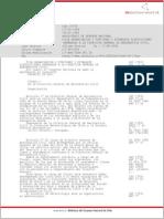 LEY n° 16752 DIRECCION GENERAL DE AERONAUTICA CIVIL