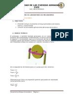 Informe Torque Giroscopico