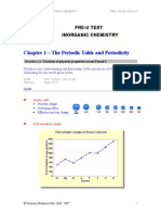 Inorganic Chemistry Chapter 01