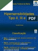Hipersensibilidades Aula Imuno