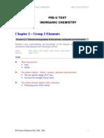 Inorganic Chemistry Chapter 02b