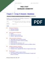Inorganic Chemistry Chapter 03