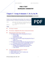 Inorganic Chemistry Chapter 04