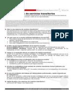 Ficha Empresas Servicios Transitorios