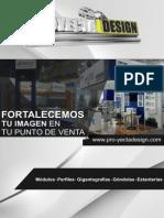 Brochure Proyecta Design