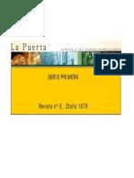 Revista La Puerta