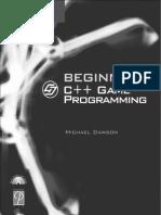 Beginning Cpp Game Programming