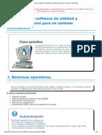 Tema-2 FHW. Instalación de Software de Utilidad y Propósito General Para Un Sistema Informático