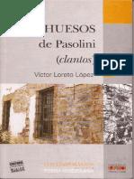 Huesos de Pasolini