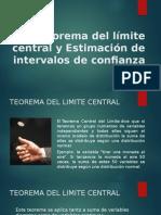 Teorema del límite central y Estimación de intervalos.pptx