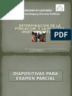 1 MUESTRA Y ACOPIO DE LA INFORMACIÓN (1)