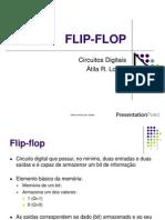 Circuitos Digitais - Flip Flops