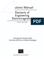 Engineering Electromagnetic Solution