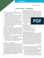 Lista de Exercicios Exercicios Transgenico