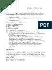 Islamic Finance (Self Made Notes)