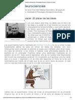 Evolución y Neurociencias_ Neurobiología del placer