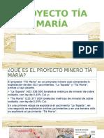 Proyecto Tía María