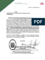 Osorioo autoriza movilización sin guías tras falla del Sica