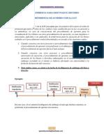 TEMA 7 Procssedimiento Concursal Agentes Hacienda Mayo 2014