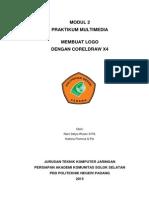 Modul 2 Praktek Multimedia_Corel-logo