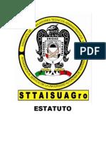 Estatuto Del STTAISUAGro 2014