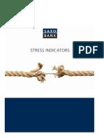 Steen Stress Indicators