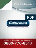 Manual Purificador Refrigerado Colormaqq