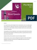 Pakistanis in Australia Vol 5 Issue 13