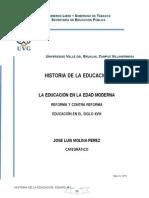 LA EDUCACIÓN EN LA EDAD MODERNA.doc