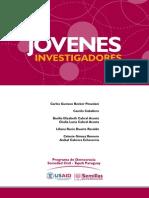 JOVENES INVESTIGADORES - CELESTE GOMEZ ROMERO - NOVIEMBRE 2013 - USAID - PORTALGUARANI