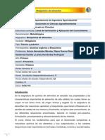 DCA-701 Bioquímica de alimentos