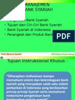 Kuliah ke 5-Manajemen Bank Syariah.ppt