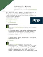 Discusion Tope Gratificacion Legal Mensual